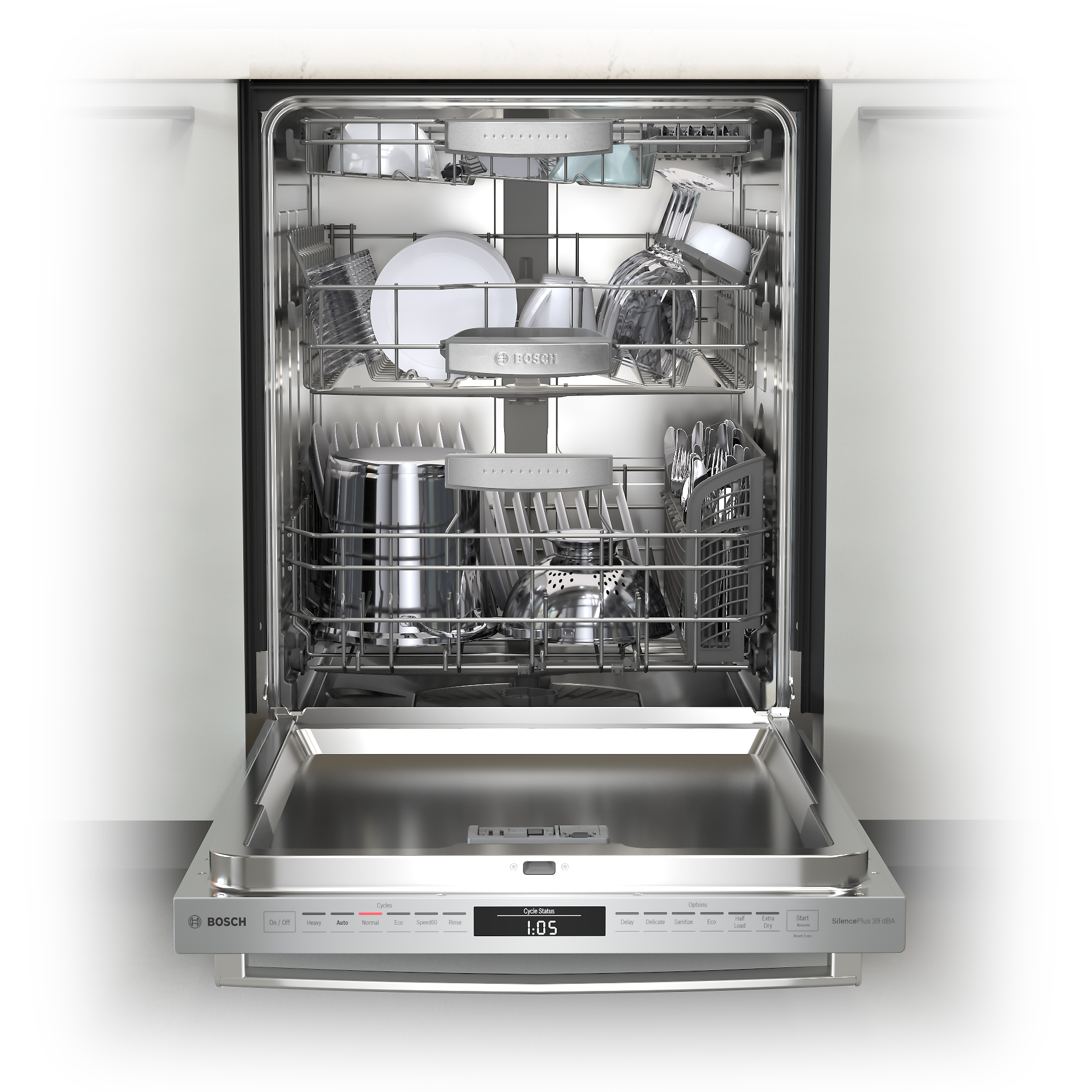 The New 2017 Bosch Dishwashers Quiz Ask Bosch Lowes